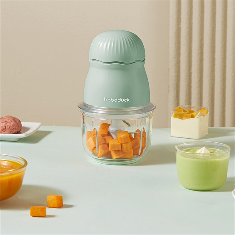 2021 Newest  Baby Food Supplement Machine   Small Grinder   Multifunctional Mud Artifact enlarge