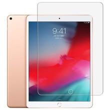 Vidrio Templado 9H para iPad 10,2 pulgadas 2019 2.5D, Protector de pantalla de cubierta completa para iPad Pro 11 Air 2 3 MiNi 5 4 3 2 2017 2018