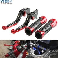 motorcycle brakes extendable foldable clutch levers handle bar for suzuki gsf650 gsf 650 bandit 2007 2015 2008 2009 2010 2011 12