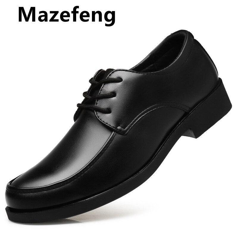 Sapatos de casamento de couro de patente de couro para homem sapatos de couro de couro de couro de couro de couro de marca Sapatos Formais    -