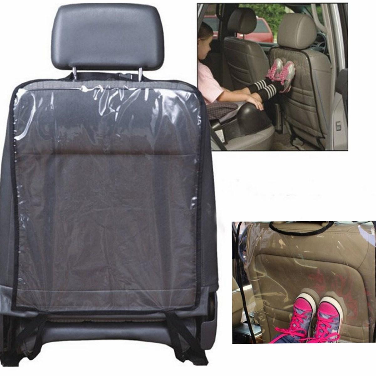 Estilo de coche asiento de niños Anti Kick Mat para Volvo XC60 XC90 Toyota Renault Opel astra Nissan qashqai Peugeot 307