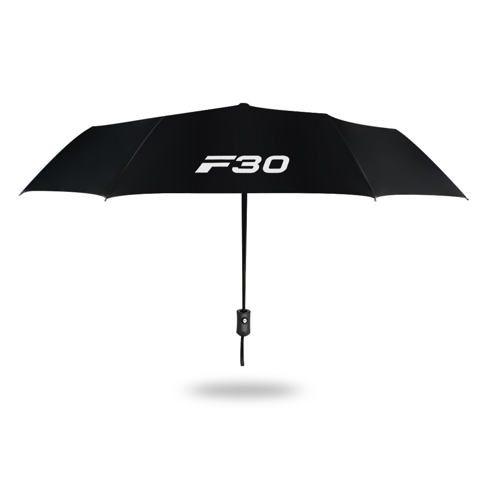Paraguas plegable compacto completamente automático para BMW F30 3 series 318i 320i 330i xDrive 325i Li M 328i especificaciones 335i, accesorios para coche