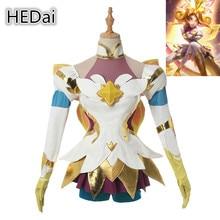 LOL Cospaly le curieux caméléon Neeko étoiles gardiens Cosplay déguisement de noël femme tenues jeu Cos vêtements