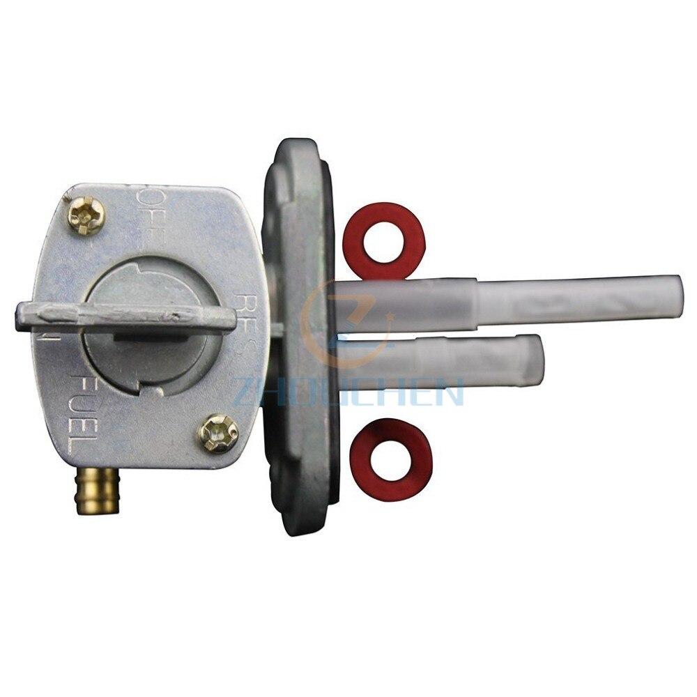 Interruptor de válvula de cierre de combustible de Gas para 50cc 110cc 150cc ATV Petcock 49mm / 96mm M088-023-1