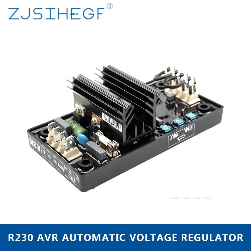 Spiel Leroy Somer Diesel Generator AVR R230 Spannung Regler