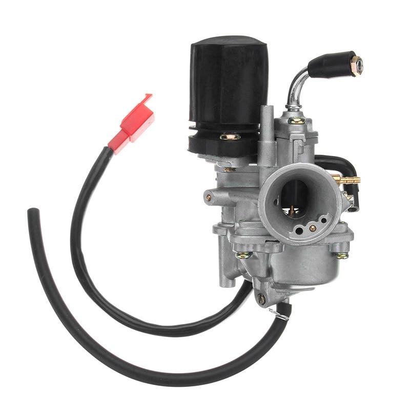1pc 19mm Carb Carburetor replacement accessory kits parts suitable For Yamaha Piaggio Zip Jog 50cc 90cc 110cc ATV Quad Go Kart