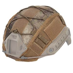 Replacement Parts Multicam Paintball Hunting Cycling Helmet Cover Wargame Gear Nylon Outdoor Military Sport Army For FAST
