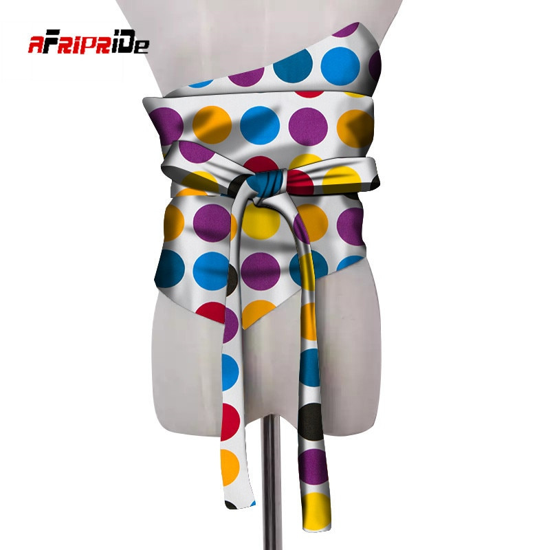 vintage cotton printed Ultra wide belts women unique girdle Boho retro flower waistband female waist jewelry sp042