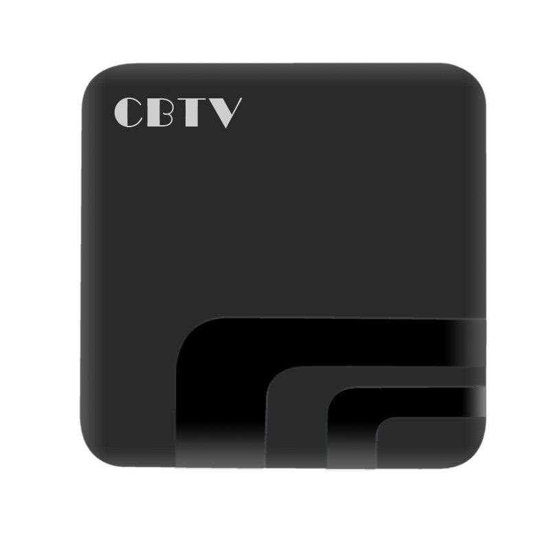 Cbtvスマートテレビボックスプロメディアプレーヤーandroid 9.0 iptv tvボックスホットヨーロッパドイツ英国オランダオランダ北欧のandroidメディアプレーヤーなしアプリ含む