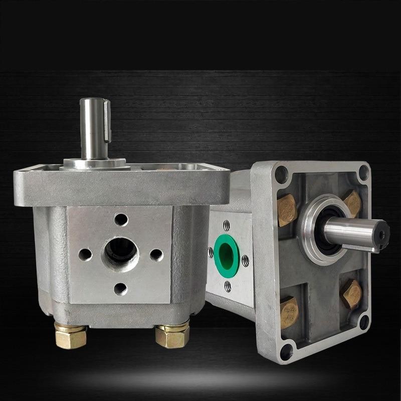 زيت ضغط عالي مضخة CBN-E304-FPR CBN-F304-FPR CBN-E306-FPR CBN-F306-FPR سبائك الألومنيوم مضخة هيدروليكية بمحرك