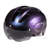 Gub City Play Cycling Helmet Ultralight AERO Road Bike MTB Mountain In Molded Sports Head Protection Gradient Safety Helmets