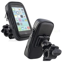 motorcycle phone support for rear view mirror bike support water proof motorcycle scooter motorcycle phone bag