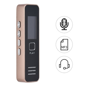 Digital Voice Recorder Audio Dictaphone MP3 Player USB Flash Disk for Meeting