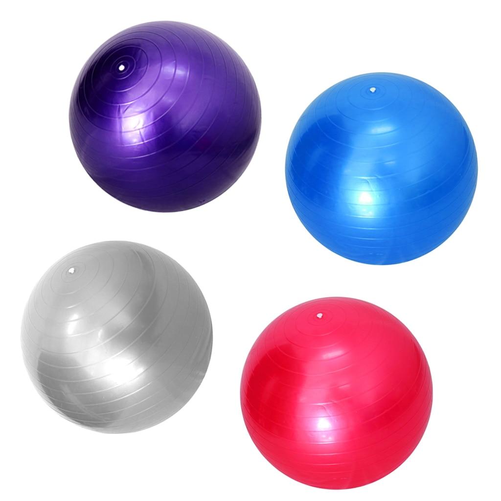 Yoga Pilates Ball 45/85cm Balance Ball Für Gym Fitness Übung Stabilität