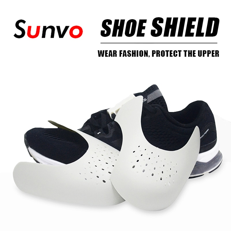 Shoe Shield Sneaker Anti Crease Toe Caps Protector Stretcher Expander Shaper Support Pad Shoes Acces