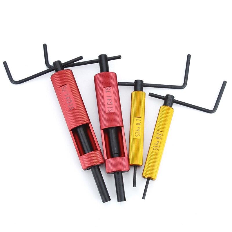 Fio fio inserir instalar ferramenta ST2.0--ST20 rosca ferramenta de reparo parafuso bucha ferramenta de instalação