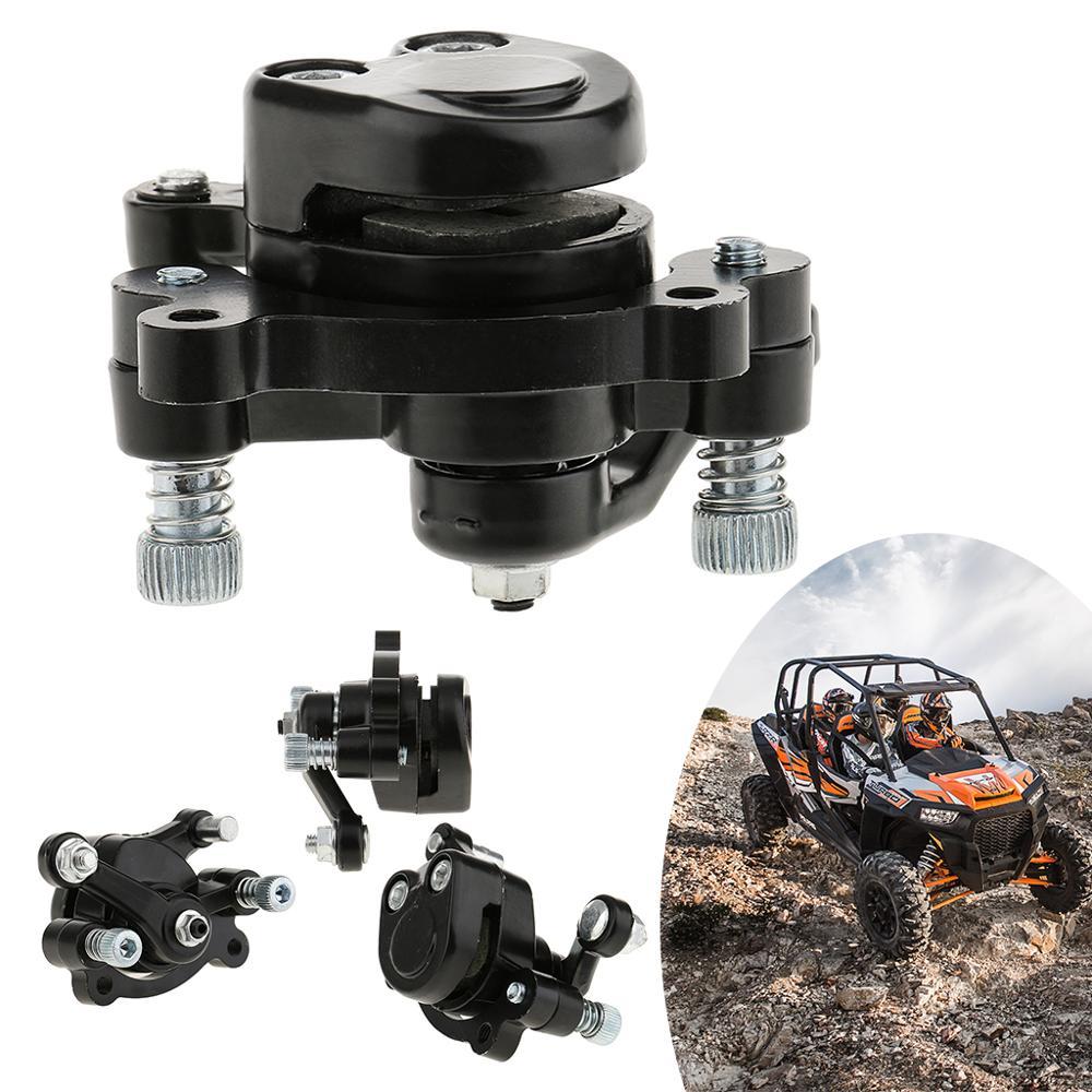 1 шт. ATV задние дисковые тормозные суппорта колодки для 47cc 49cc мини-скутер карманный велосипед ракета ATV Quad и т. Д. Новинка 2019 аксессуары для ATV