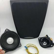 Ensemble de 3 pièces pour F10 BMW 5 Tweeter   Pour la série F10 BMW 5, housse de panneau moyen pour haut parleur, qualité sonore améliorée
