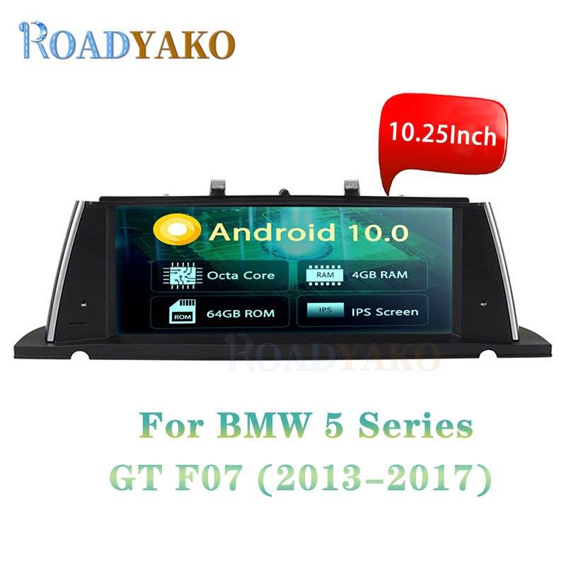 Radio de coche Android 10,25 de 10,0 pulgadas para BMW X3 F25 X4 F26 2013-2017 NBT, reproductor de vídeo Multimedia estéreo con navegación para coche 2 Din autorradio