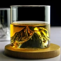 200300ml tibetan mountain cup style whisky cup japanese tea cup coffee container home party bar accessories christmas gift