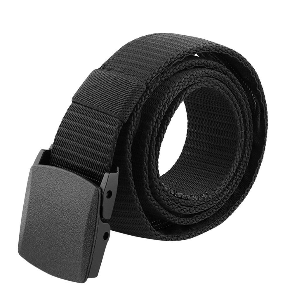 Travel Security Money Belt Hidden Money Pocket Cash Safe Anti-Theft Wallet Belt Outdoor Sports Key Bag Buckle Belts ремень