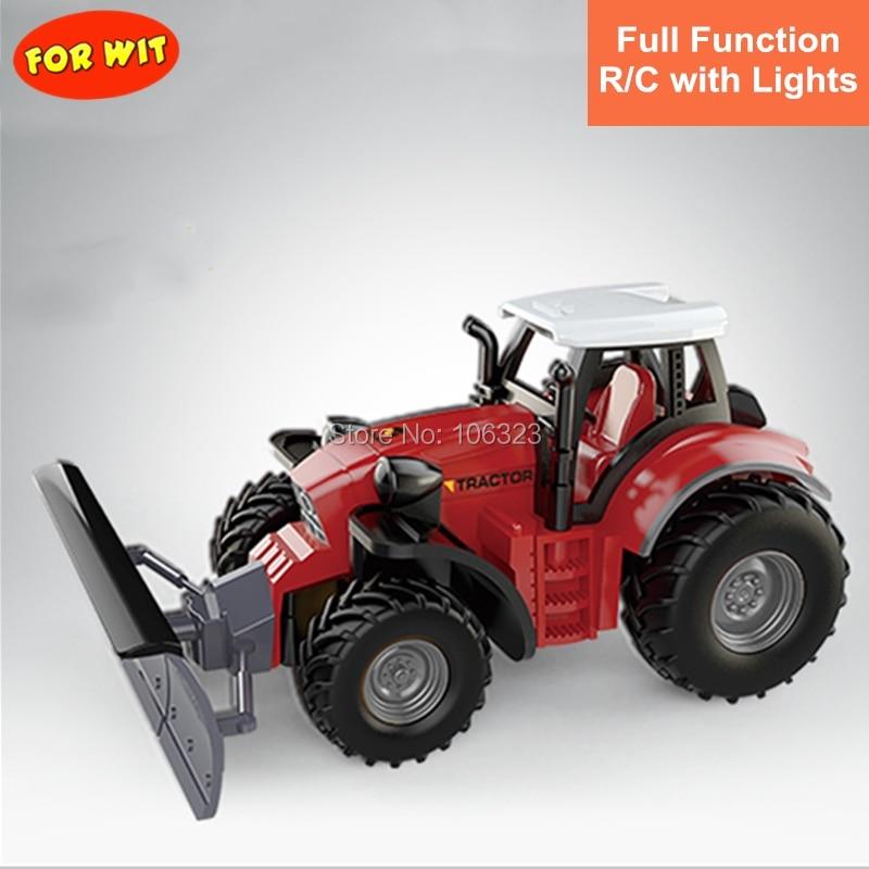سيارة زراعية صغيرة يتم التحكم فيها عن طريق الراديو ، جرارات زراعية مصبوبة ، لعبة Craze mix ، قيادة جديدة ، للسيارة ، Rac ، مقاومة فائقة ، ألعاب R/C