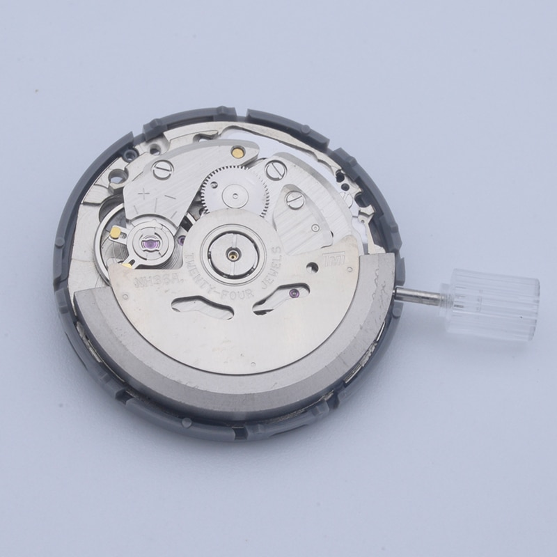 Watch movement Seiko NH36 Automatic Movement Japan Movement Watch Replace Accessories fit Date at 3 Crown at 3/3.8 Watch case enlarge