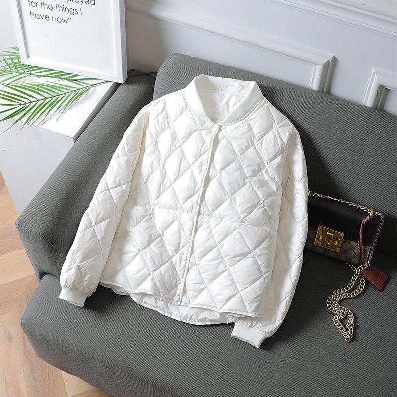Новинка 2021, Зимние Модные женские куртки, женские куртки, пуховые хлопковые куртки, женские теплые свободные хлопковые куртки