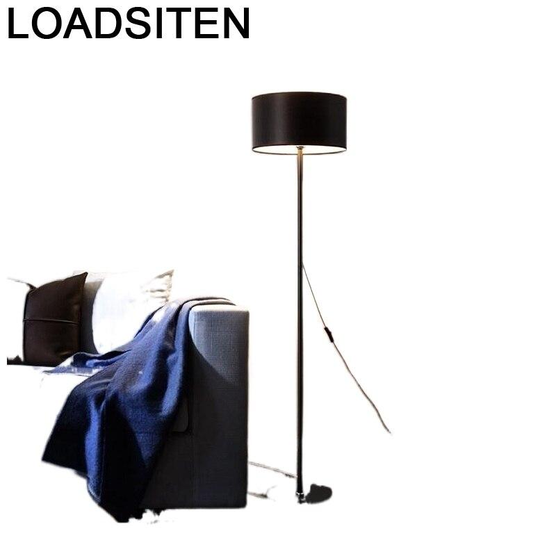 Lámpara De Pie Para salón De belleza, lámpara De Pie Luz De...