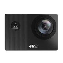 4K 60fps Wifi Actie Camera Waterdichte Helm 2.0in Touch Screen Afstandsbediening Y98A