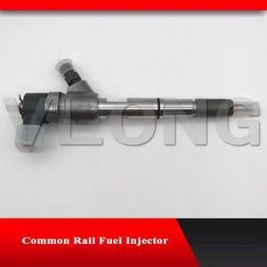 New Common Rail Fuel Diesel Injector Assembly 0445110434 0 445 110 434 for FAW XICHAI 4DF EU3