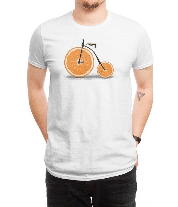 New Men Casual Printed T shirt Vitamin Short Sleeve T-shirts Tee Tops
