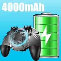 AK77 игровой курок телефон кулер вентилятор игровой контроллер Pubg контроллер с вентилятором геймпад Pubg мобильный триггер джойстик для шутер...