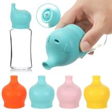 Mode Silicone bébé alimentation tasses mode bébé Drinkware Sippy tasses pour les tout-petits et les enfants avec Silicone Sippy tasse bébé soins