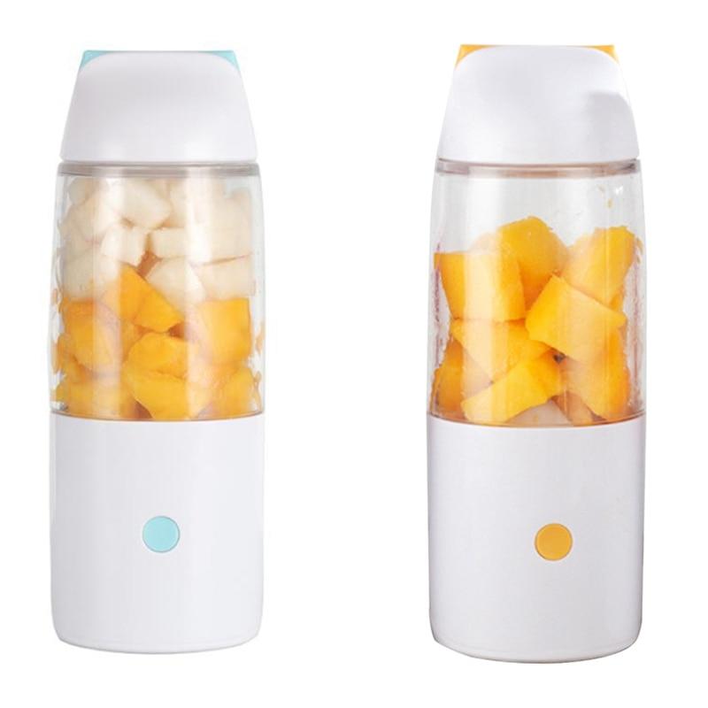 عصارة صغيرة محمولة البرتقال USB خلاط كهربائي الفاكهة عصير خلاط لآلة شخصية صانع الطعام المعالج