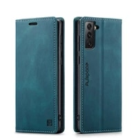 for samsung s21 plus case leather vintage phone case on sasmung galaxy s21 ultra case flip magnetic wallet cover s 21 plus cover
