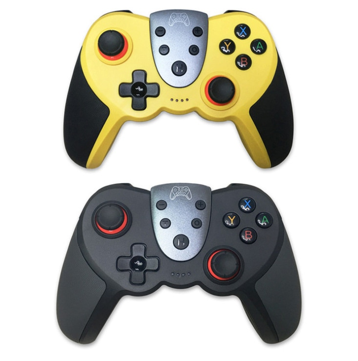 Wireless Bluetooth NFC Gamepad Game Joystick Controller For Nintend Switch Pro Console With 6-axis Handle For NS Switch Pro NFC