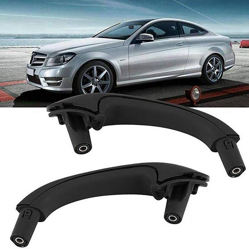 FIt für Mercedes-Benz W203 C-Klasse Vorne Links & Rechts Innen Tür Pull Griffe 2038101551 2038101651