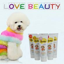 Cheveux de chien de chat 80g   Teinture brillante, Agent colorant, fournitures pour chiens sûrs