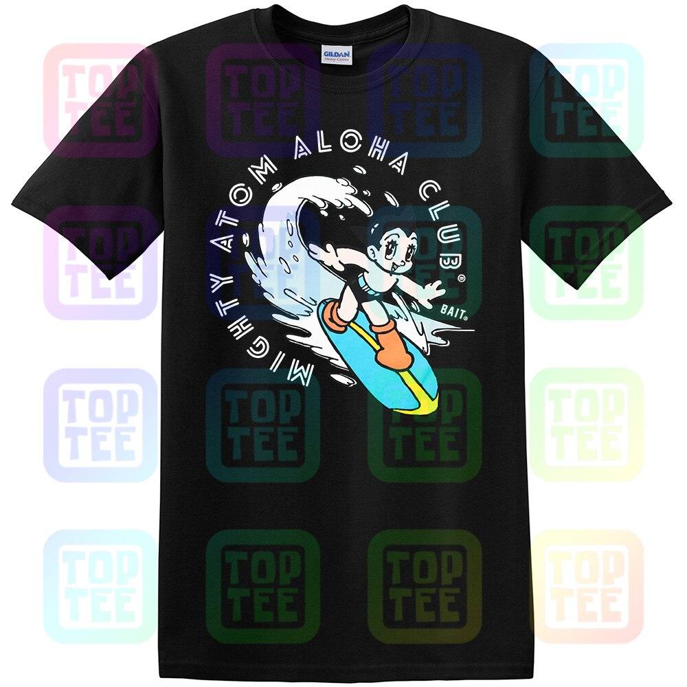 Astro Boy, camiseta de Surf Aloha para hombre, camiseta Unisex S-3XL
