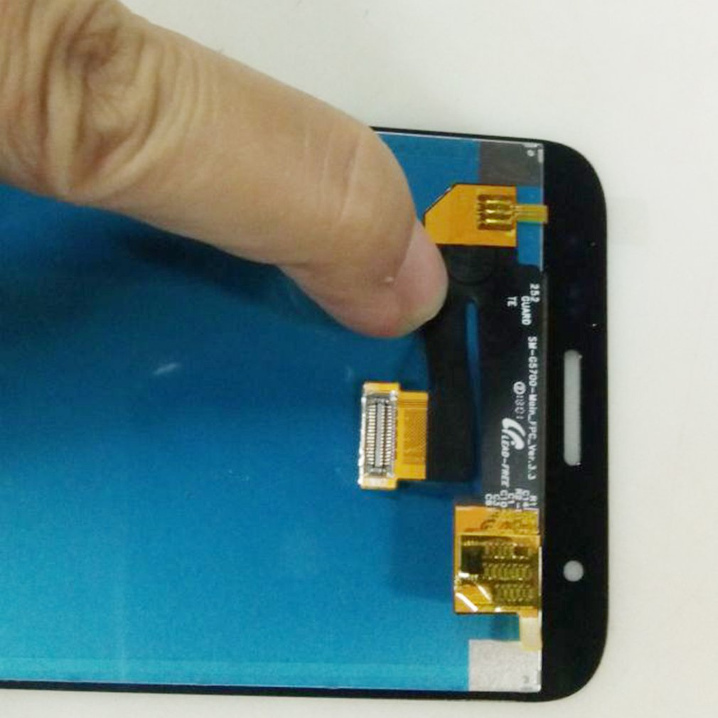Full LCD Display With Digitizer Touch Screen Front Display Assembly Replacement Parts For Galaxy J5 Pro 2017 J530 enlarge