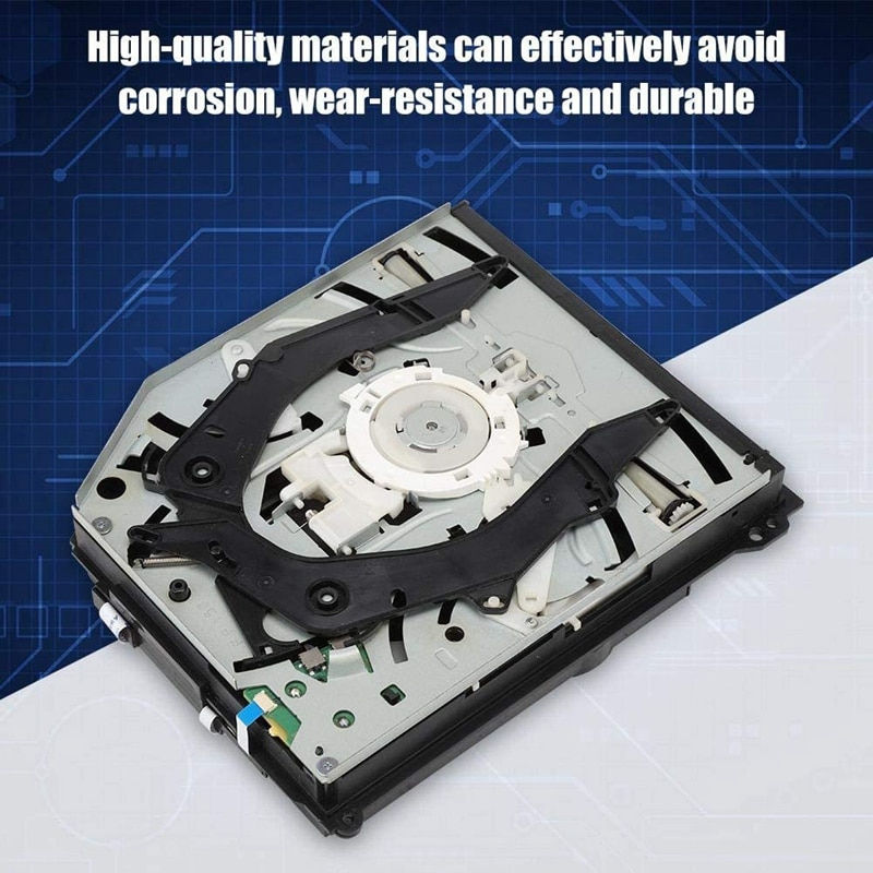 الداخلية لعبة وحدة CD DVD محرك الأقراص الضوئية استبدال عدة ل PS4 1200 KEM-490 لعبة وحدة التحكم 1206
