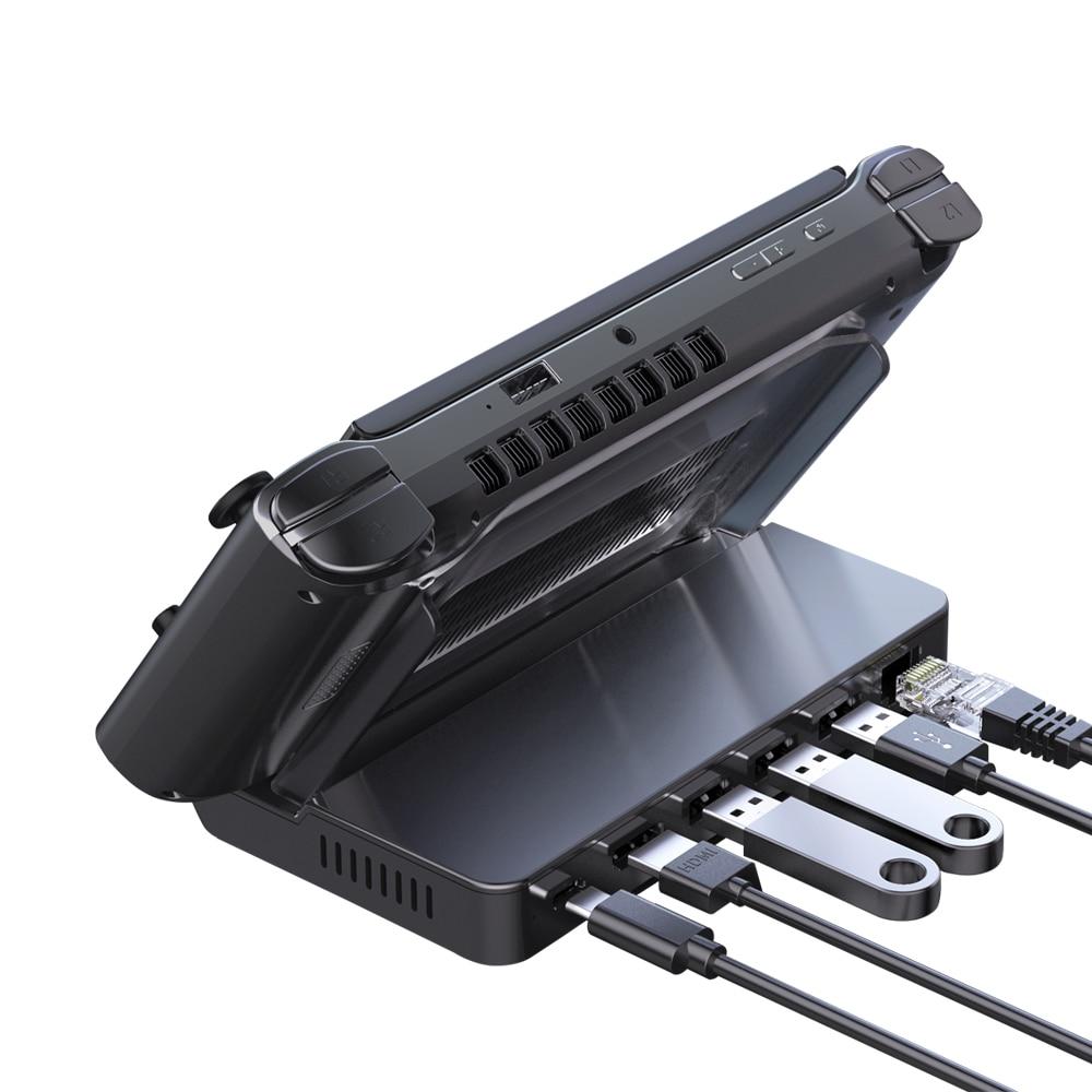 Gaming Laptop Handheld GPD WIN 3 WIN3 Mini Notebook Touch Screen CPU Intel Core  i7 1195 RAM 16GB SSD 1TB Backlit Touch Keyboard