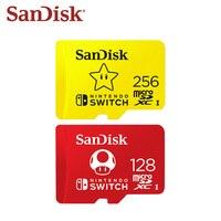 Карта памяти Micro SD SanDisk U3, 256 ГБ, 128 ГБ, 4K