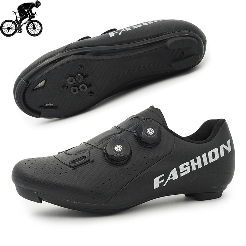 AliExpress - cycling shoes road mountain bike shoes Men Self-Locking Road Bike Shoes Women Cycling Sneakers Outdoor Sports mtb Bicycle shoes