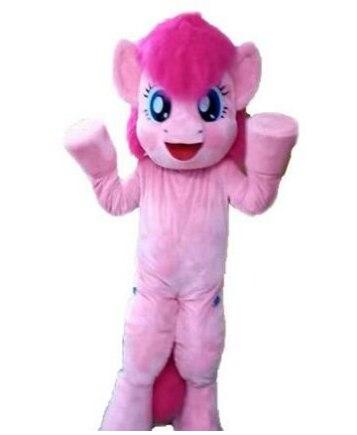 2020 disfraz de Mascota de Pony pequeño disfraz de Halloween para adultos caricatura de fiesta de cumpleaños ropa disfraces Cosplay