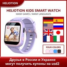 Kids Smart Watch Music Game Smartwatch Waterproof for Student Children Watch Play Dual Camera Play P