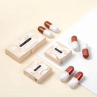 mini capsule lipstick set velvet matte matte lipstick long lasting non fading pill lipstick cosmetics beauty matte lipstick set