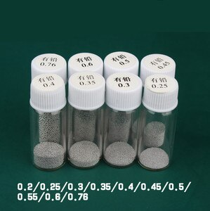 PMTC BGA Solder Ball 25K 0.2mm 0.25mm 0.3mm 0.35mm 0.4mm 0.45mm 0.5mm 0.55mm 0.6mm 0.65mm 0.76mm Leaded Tin Solder Balls