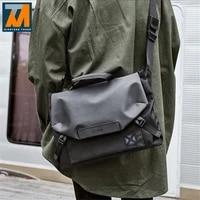 real leather business mens briefcase fashion large capacity work single shoulder bag leisure waterproof travel laptop handbag